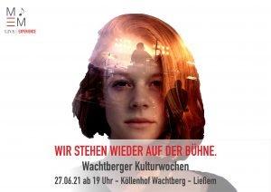 Live Experience - Konzert im Rahmen der Wachtberger Kulturwochen @ Köllenhof